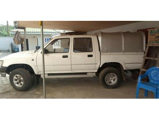 Toyota Hilux for sale good price... Good working condition