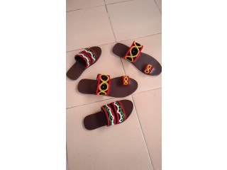 Toghu sandals and slippers for sell