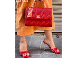 Buy Authentic Ladies bags. You way no contact na you carry last!!